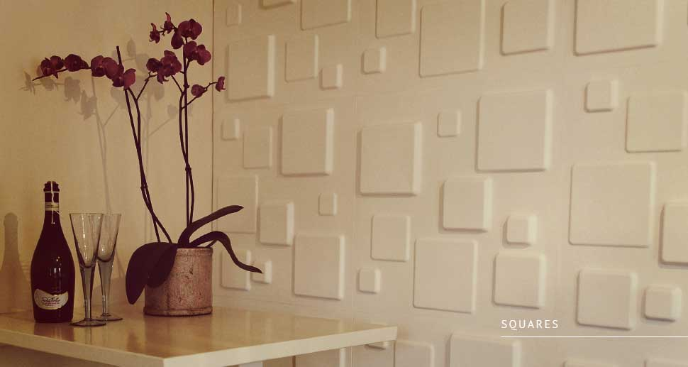 3D Decorative Wall Panels U0026 Tiles | 3D Wall Decor U0026 Covering